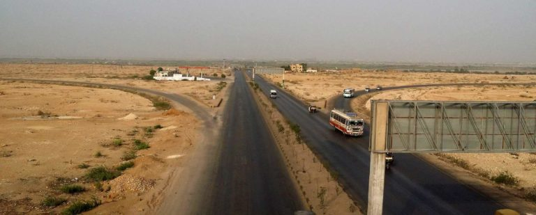 Foundation Capital | Motorway in Pakistan