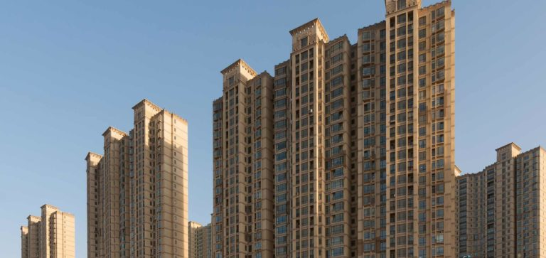 Foundation Capital | High rise apartment blocks in China