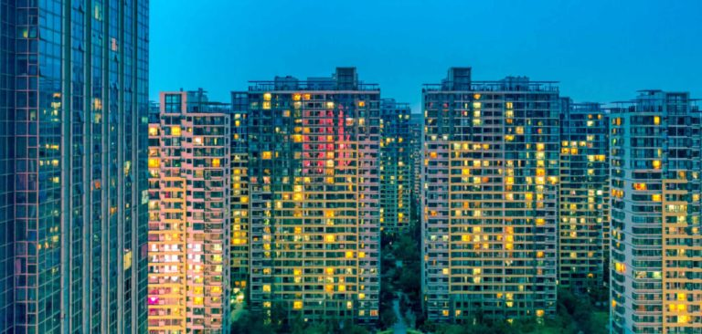 Foundation Capital | High rise apartment blocks in China, rental market