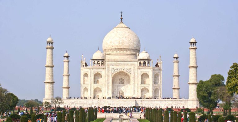 Foundation Capital | Taj Mahal, India